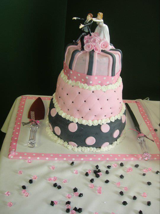 Cake from Cakes by Kate Almanza