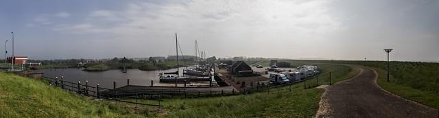 Termuntenzijl Harbour And Campsite