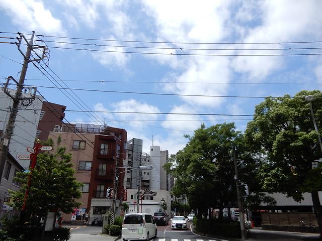 Yokohama under the blue sky 2021.6.5