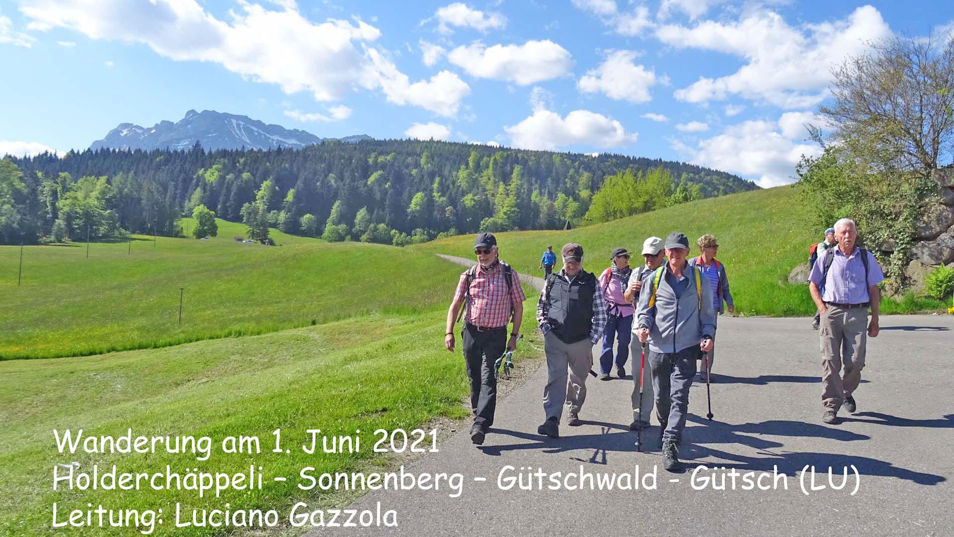 01.06.21 Holderchäppeli - Gütsch