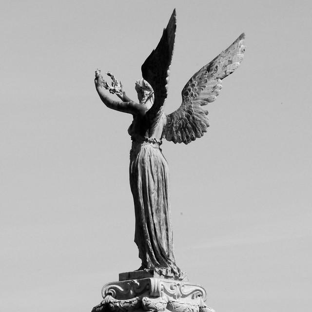 African War Memorial (1899-1902) in Penrith.