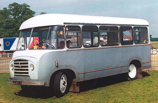 1968 CITROËN RU23 Minibus