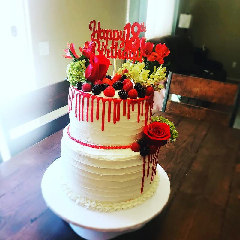 Cake by Regina Phillips