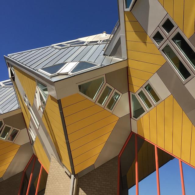 Kube House, Rotterdam