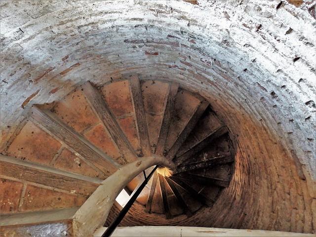 Escalera caracol campanario - Ronda-Málaga (in explore)