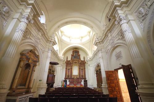 Antigua Iglesia del convento de San Juan De Dios de Jaén