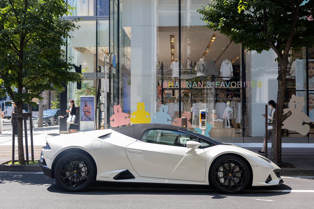 Lamborghini Huracán Roadster 2021/06/01 IMG_2839