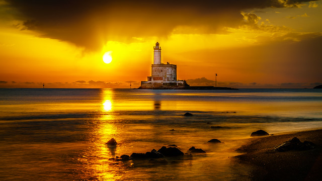 Sunrise Sardinia
