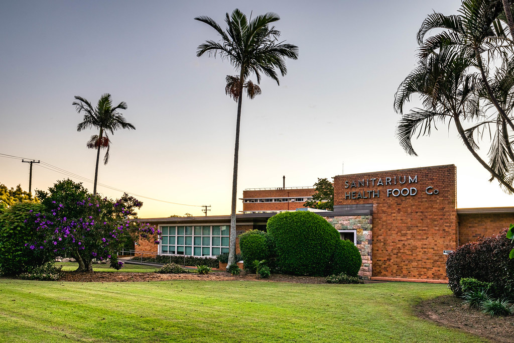 Industrial Modernism: the Sanitarium Health Food Company (Moorooka, Queensland)