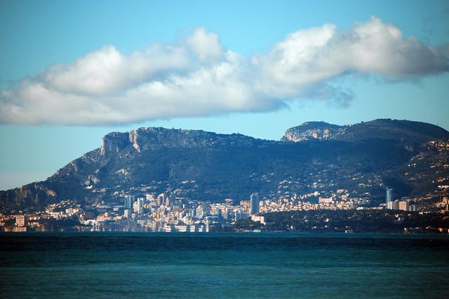 Monaco et Roquebrune-Cap-Martin.