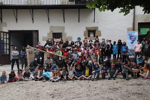 Oinherriren aurkezpen jarduerak Oiartzunen (2021-06-05)