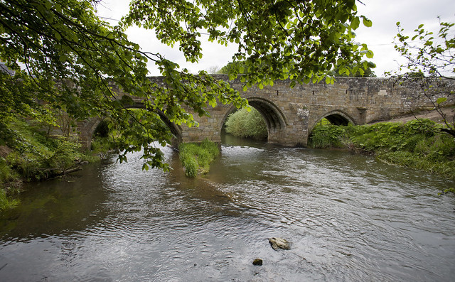 Archbishop Beaton's bridge at Dairsie