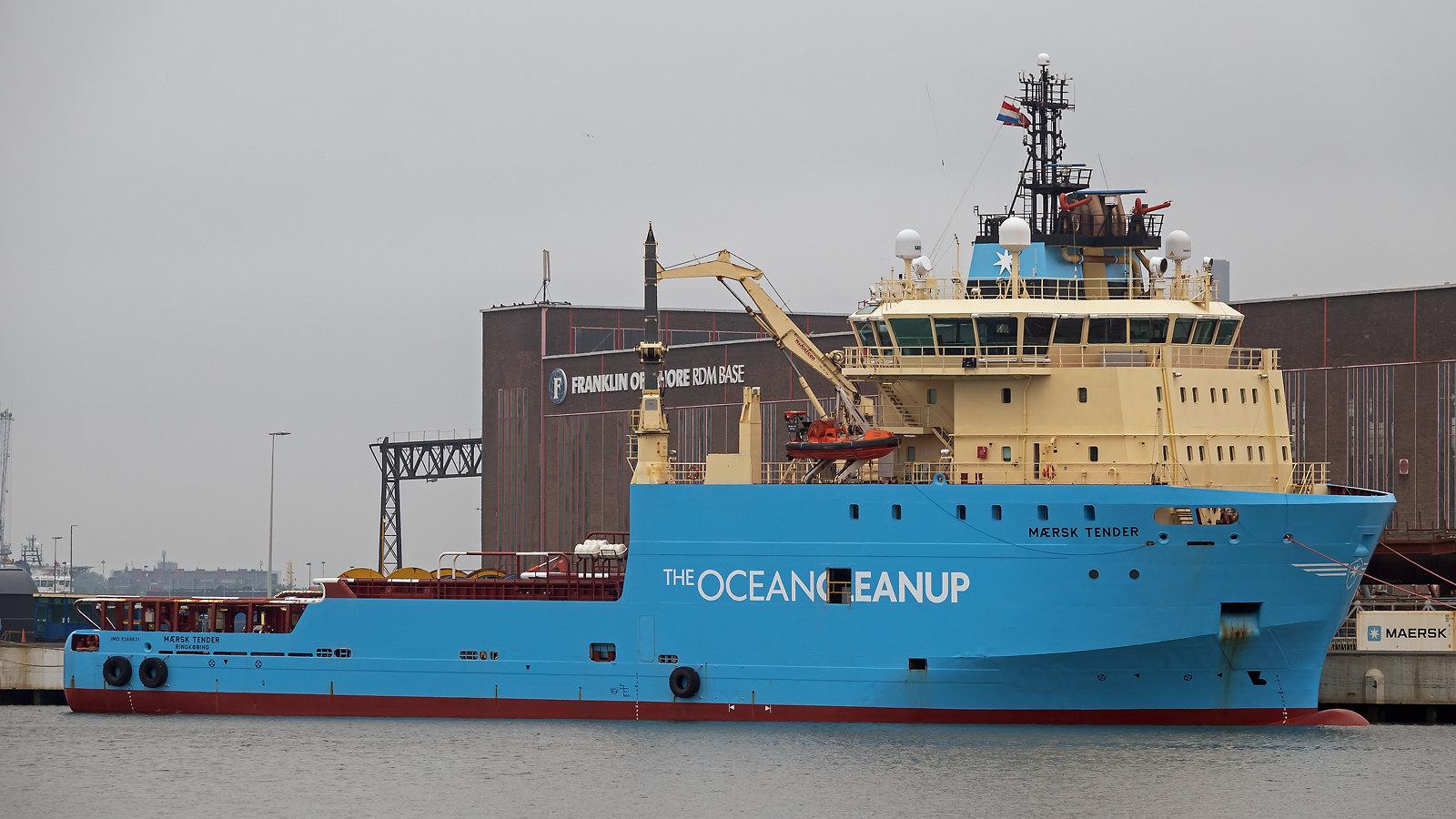 Maersk Tender