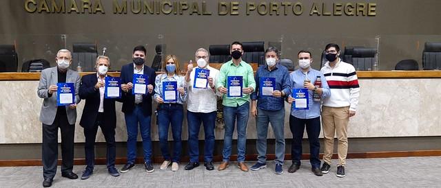 05/06/2021 Convenção Progressistas Porto Alegre