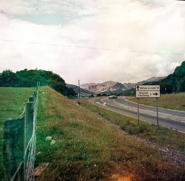Toponims gal·lesos / Welsh place names