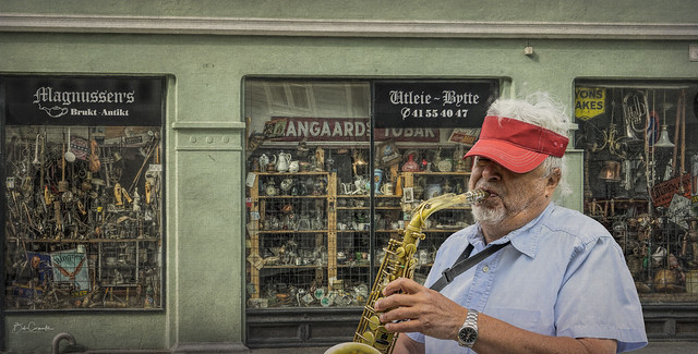 The Music Man (Explore)