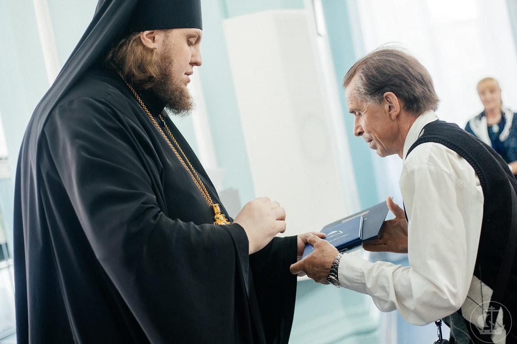 5 июня 2021. Выпуск слушателей Епархиальных курсов / 5 June 2021. The graduation of the diocesan courses