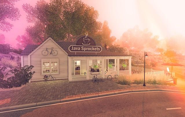 Java Sprockets Coffee House