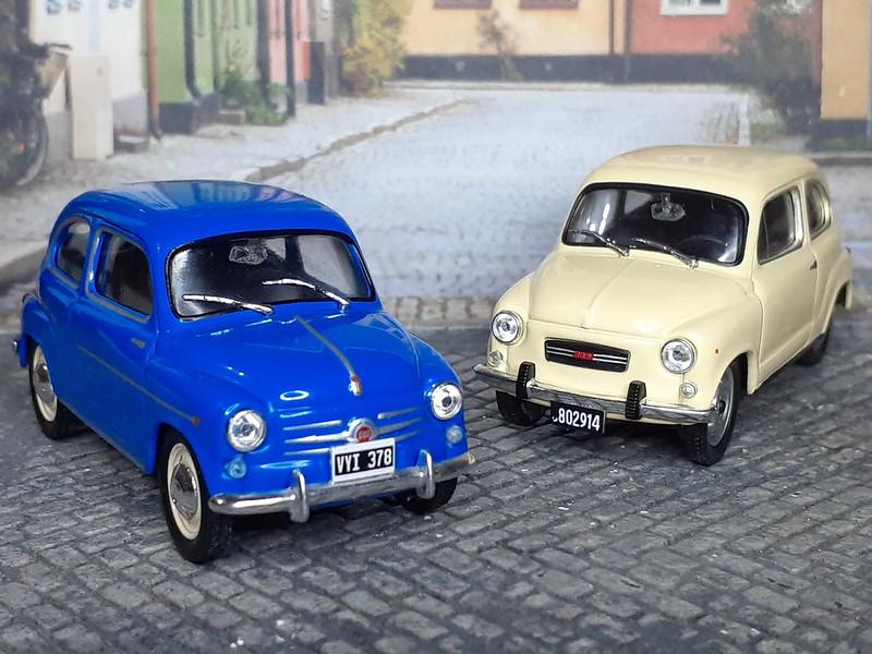 Fiat 600D - 1962