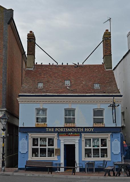The Portsmouth Hoy..