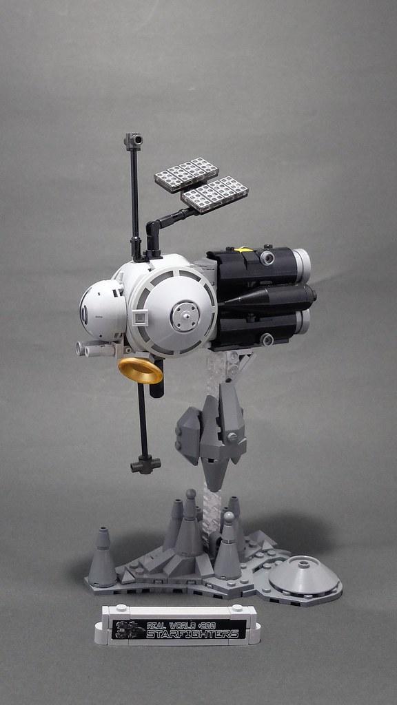 "Orbital defense unit ""Knuckleball"" | 軌道自衛隊「ナックルボール」"