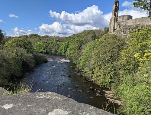 River Tees, Barnard Castle, County Durham