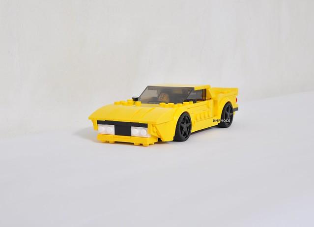 Alternate of Lego 76901 - Ferrari 288 GTO