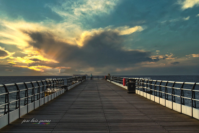 Saltburn Pier (explore June 6, 2021)