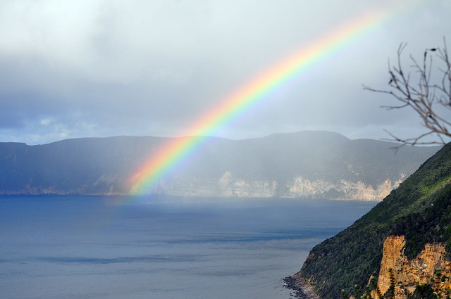 Colour- Tasman Peninsula