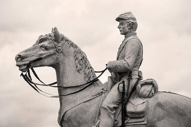 Gettysburg Calvary Monument 3-0 F LR 6-2-21 J041