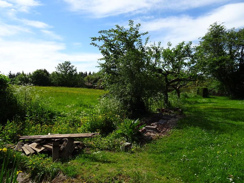 Garden Railway removal