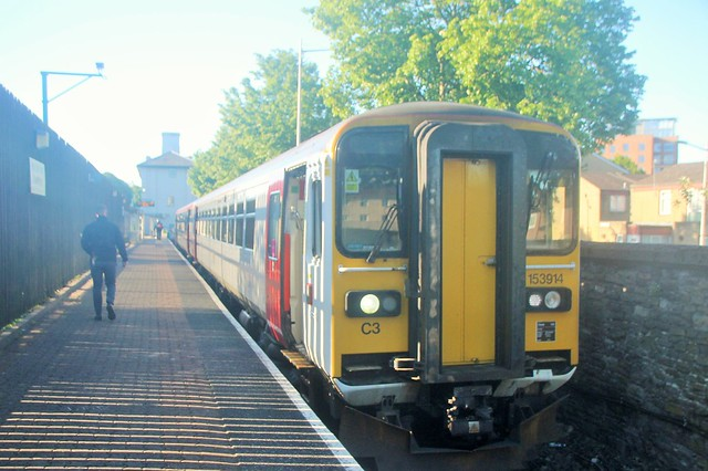 153914(153314) 12 late to caerphilly