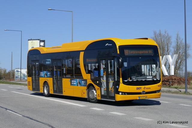 2020' BYD e-Bus 12