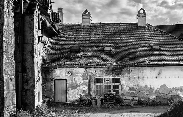 Casa tradicional -Český Krumlov-República Checa