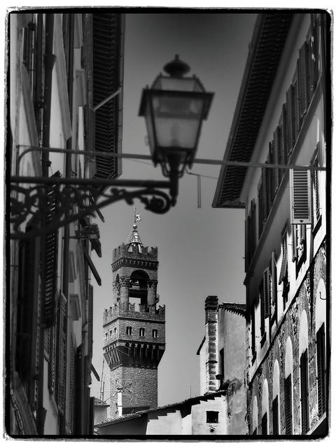 Tower Palazzo Vecchio