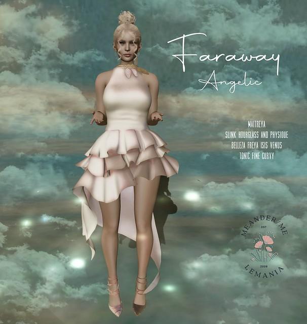 Faraway Dress - 4 Seasons Event Exclusives