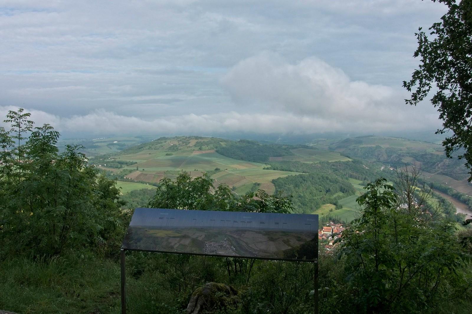 Aussichtspunkt an der Lemberghütte
