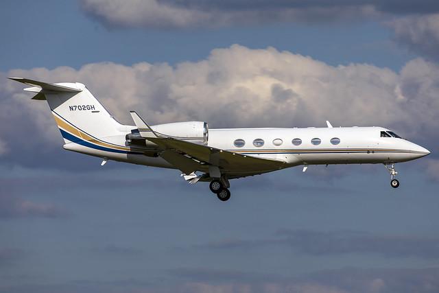N702GH - Gulfstream G-IV SP - KPDK - May 2021