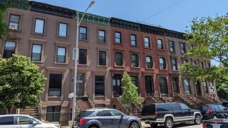 Harlem Rowhouses