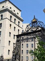 Vanderbilt Gates