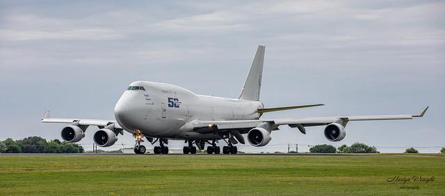 Longtail Aviation Boeing 747-400F  Jumbo