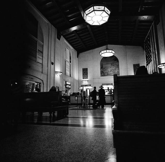 Diridon Station, San Jose, California [2017]
