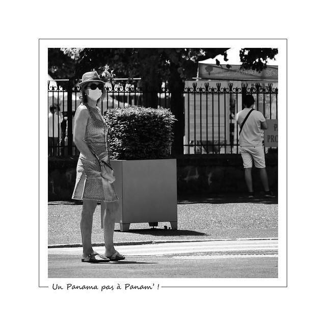 A Panama hat but not in Panam' ! / Un Panama pas à Panam' !