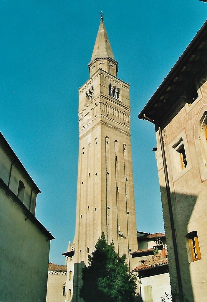 Pordenone, Piazza San Marco, Duomo di San Marco, Campanile