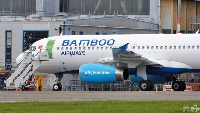 Bamboo Airways 🇻🇳 Airbus A320-200 VN-A583
