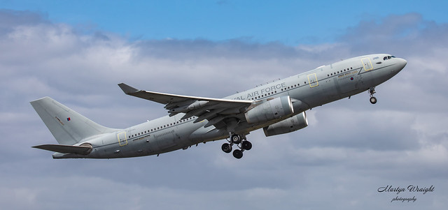 RAF Airbus KC2 Voyager