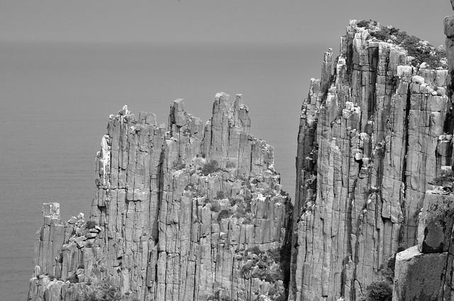 Tasman Peninsula - Rock Formation