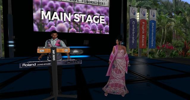 Freddie & MariMar @ the Gala