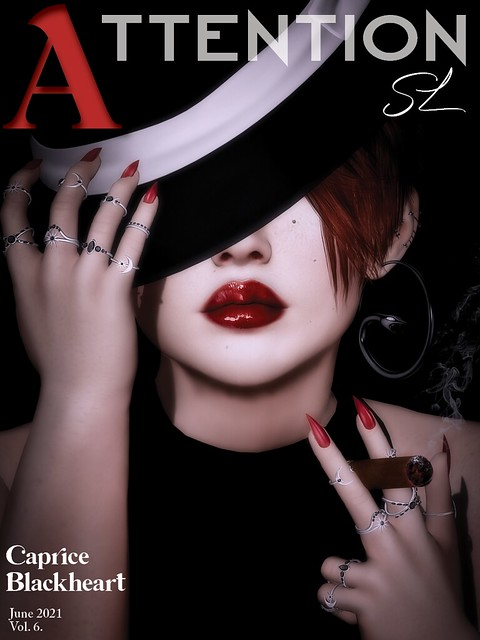 Attention SL - June 2021 Cover