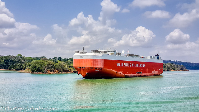 Canal Transit Car Carrier-1